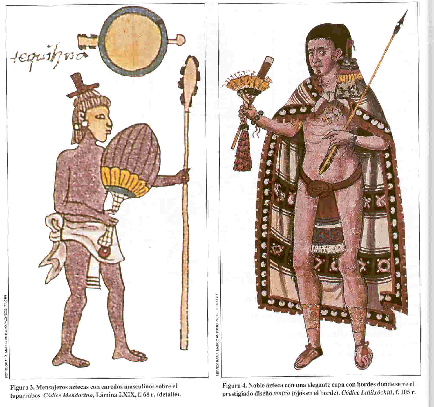ancient aztec clothing - HD1496×1401